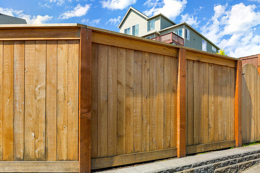 Wooden Privacy Fences